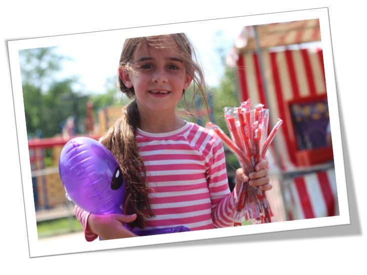 Cedar Brook Day Camp carnival