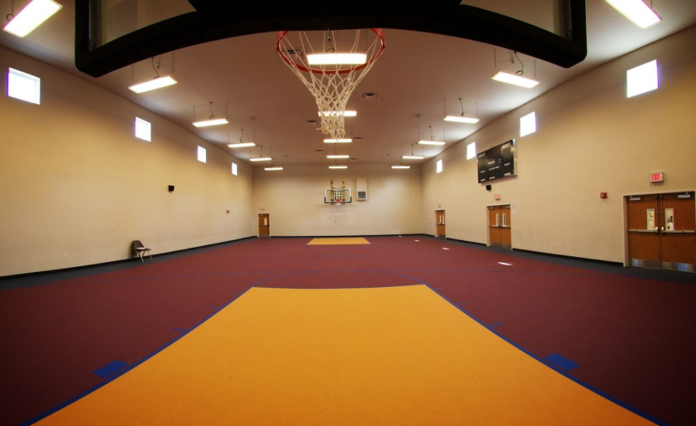 Cedar Brook Day Camp gym