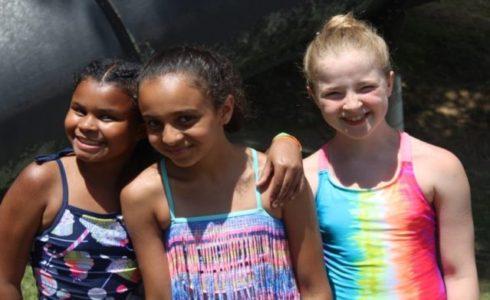 Cedarbrook day camp girls lake