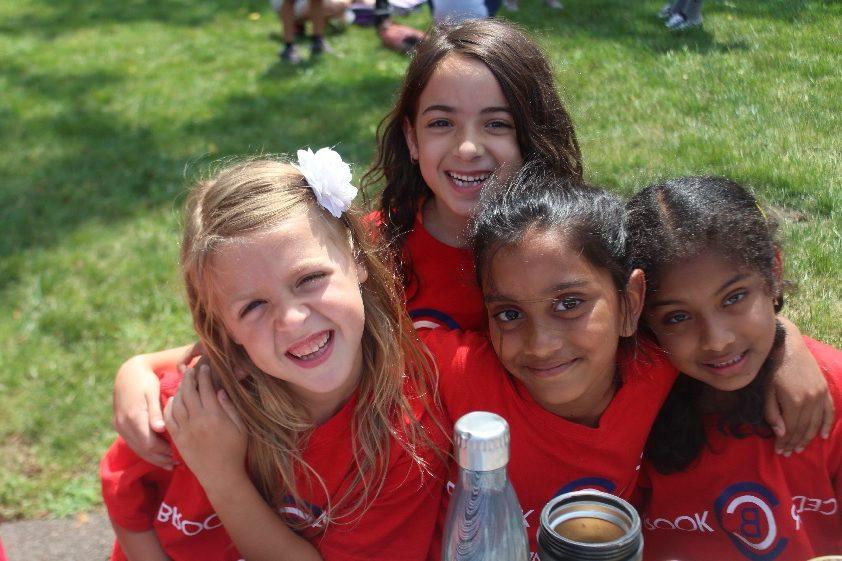 Cedarbrook Day Camp girlfriends